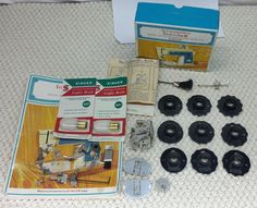 SINGER TOUCH & SEW Model 638 Special Zig-Zag Sewing Machine ACCESSORIES 161928  #Singer $15