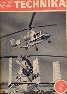 Népszerű Technika /Műszaki és természettudmányi folyóirat/ 1961. január-december | Techno, December, Movies, Movie Posters, Films, Film Poster, Cinema, Movie, Film