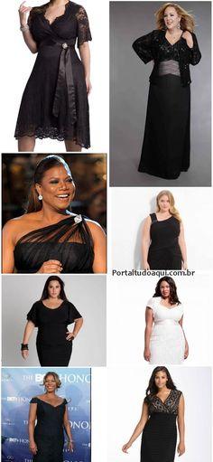 Vestidos de festa,madrinha ou formatura para gordinhas: Plus Size cheios de estilo! | Portal Tudo Aqui