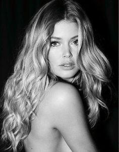 Kaylin Fitzpatrick: modern beauty...doutzen kroes