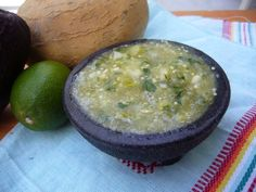 Recipe of the Day: Salsa Verde