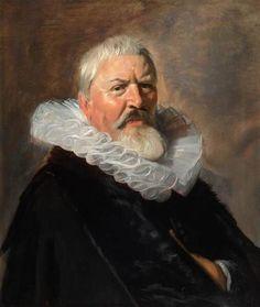 Portrait of Pieter Jacobsz Olycan (Frans Hals, 1629, Frans Hals Museum, Haarlem)