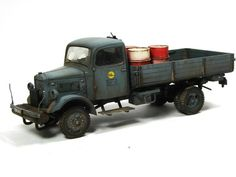 Weathered Truck.