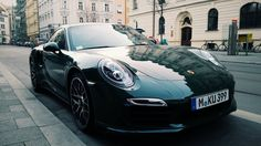 Green with envy #porsche #911 #porsche911 #porscheturbo #911turbo #turbo #munich #münchen #germany #carspotting #cars #sportscars #supercars #vscocam #vsco_hub #vh_crop #vscogang #vscogrid...