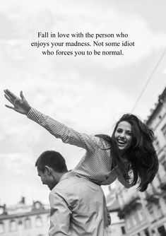Haha damn i am in love with her madness Cute Love Quotes, Great Quotes, Inspirational Quotes, In Love With You Quotes, Mood Quotes, True Quotes, Positive Quotes, Romantic Quotes, Romantic Couples