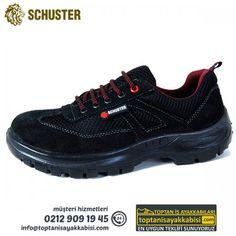 Schuster iş ayakkabısı Süet deri SP360 S1