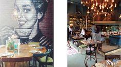 Hier opende in een voormalig kinderdagverblijf restaurant Thuisch, een groot en stoer restaurant waar het vooral heel knus en gezellig is