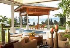 Tropical Patio - tropical - patio - hawaii
