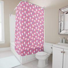 #Cute Cats III Shower Curtain - #Bathroom #Accessories #home #living