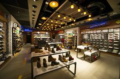 Sport In Street by Ayhan Güneri Architects at Mall Of Istanbul, Istanbul – Turkey » Retail Design Blog