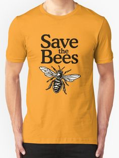05965a1a471ff4 Save The Bees Beekeeper Quote Design