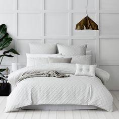Mercer + Reid Bed Pack, quilt covers, doona covers