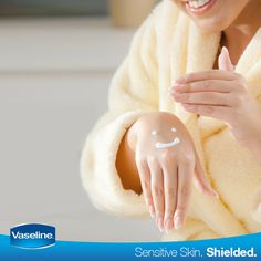 When all else fails, #Vaseline will always be there to make sure you have a good skin day! :)
