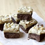 Need to try this Healthy Caramel Nut Slice its vegan too