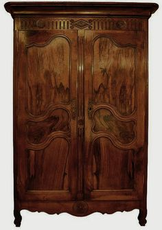 Antique Armoir Doors