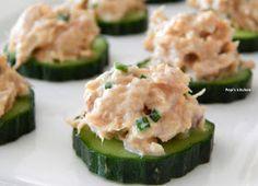 Εύκολο και γρήγορο ορεκτικό made in Pepi's kitchen! Στο blog μου θα βρείτε πολλές ιδέες για ορεκτικά!