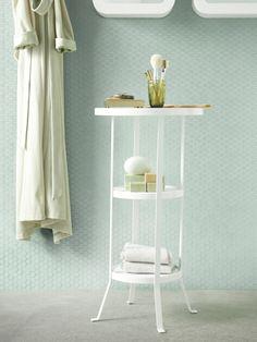Um pedestal para o conforto. #casasdebanho #decoração #IKEAPortugal