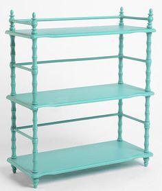el estante. En el dormitorio de mi sueno, voy a tener mi proprio estante. Mi estante esta entre mi armario y mi comoda. Tengo un estante azul. Mi estante es alto.