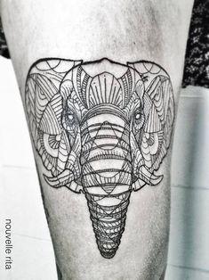 #tattoofriday - Nouvelle Rita