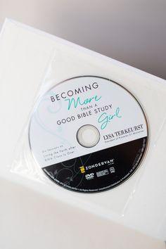 Becoming More Than A Good Bible Study Girl DVD – P31 Bookstore