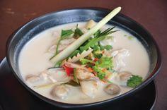Thai fish soup!