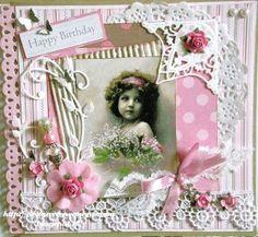 De kaarten van ons Mam: ..Happy Birthday..
