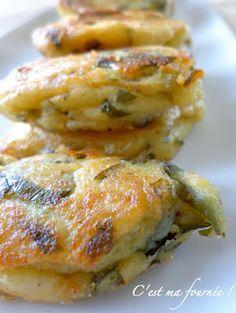 """C'est ma fournée !: Les """"p'tites omelettes"""" marocaines de mon enfance..."""