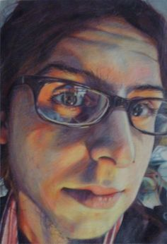 Aaron by Kellie Hogben on ARTwanted