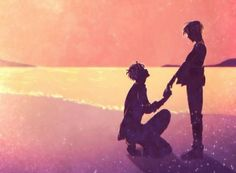 OH MY GOD THIS IS... OH MY GOD I AM LEGITIMATELY CRYING IDK WHY>>>*screaming* caLM DOWN ITS JUST A PROPOSAL*dies*