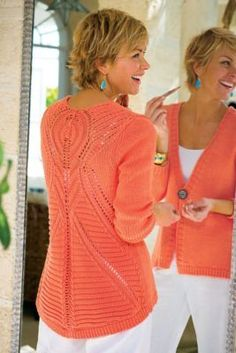 "KM2Style ~ Summer Sweater Ideas… I'm often asked about ""What kind of styles and colors of sweaters to wear on a cool summer evening?"" My personal advice is to leave your bla…"