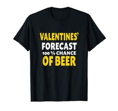 Amazon.com: Beer Drinking Lover Valentines Day T-Shirt: Clothing  #valentinesday #valentinesgifts #giftideas #tshirt #funny #beerlover #quote