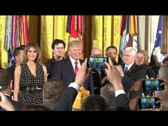 Apr 6 17 FULL EVENT: President Donald Trump Participates in the Wounded Warrior Project Soldier Ride 4/6/2017