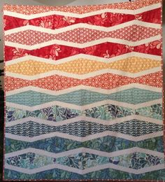 Salt Air Wave Quilt