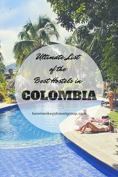 """Ultimate List of the Best Hostels in <a href=""""http://Colombia.In"""" rel=""""nofollow"""" target=""""_blank"""">Colombia.In</a> this article, you will find the following – Best hostels in Bogota; Best hostels in Cartagena; Best hostels in Medellin; Best hostels in Santa Marta; Best hostels in Cali; Best hostels in Salento; Best hostels in Taganga; Best hostels in San Andres Island; and Best hostels in San Gil."""