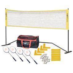 HART Senior Badminton Kit around $300