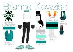 """Brianne Klowziski"" by emmasart ❤ liked on Polyvore featuring n:PHILANTHROPY, Hanes, Geox, Wigwam and OPI"