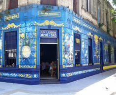 Hernandarias y Olavarría, La Boca. Buenos Aires