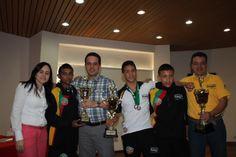 Visita y reconocimiento a los deportistas que representaron nuestro Municipio en los juegos departamentales.