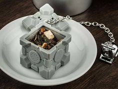 Portal 2 Companion Cube Tea Infuser