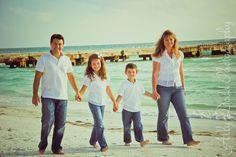family/beach