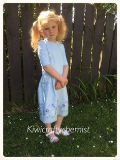 Star Anise Dress by Gracious Threads
