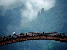 Kintai Bridge / Yamaguchi Prefecture, Japan