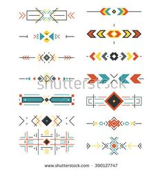 Find Tribal Border Collection Made Modern Clean stock images in HD and millions of other royalty-free stock photos, illustrations and vectors in the Shutterstock collection. Thousands of new, high-quality pictures added every day. Royalty Free Images, Royalty Free Stock Photos, Spiritual Symbols, Aztec, Cleaning, Deco, Gallery, Modern, Crafts