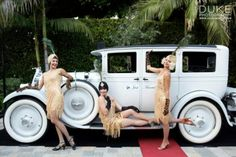 Old Hollywood Glamour - Great Gatsby Style
