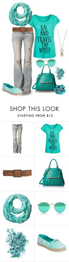 """Outfit"" by vst063090 ❤ liked on Polyvore featuring Free People, ESPRIT, Bed