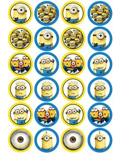 Minion Birthday Banner, Minion Theme, Minion Candy, Birthday Party Decorations, Party Themes, Party Printables, Minion Classroom, Minion Stickers, Minion Craft