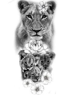 Pin on Tattoo Mommy Tattoos, Leo Tattoos, Mother Tattoos, Family Tattoos, Couple Tattoos, Mother And Baby Tattoo, Tattos, Baby Tattoo Designs, Family Tattoo Designs
