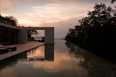 House in Monterrey, Mexico by Tadao Ando. Photo by Ogawa Studio.