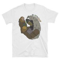 Lo Temo Sloth Dabs Unisex T-Shirt