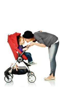 Stokke Scoot such a light and easy folding one~ tough decision.....